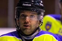 Radek Jágr, hokejista HC LEV Benešov.
