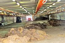 Před dvěma roky se v Líšnu uskutečnilo velké cvičení složek IZS na likvidaci chovu drůbeže nakaženého ptačí chřipkou.