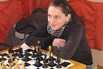 Nela Pýchová trénuje