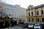 Nemocnice Rudolfa a Stefanie v Benešově.