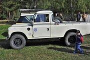 Lešany hostily již popáté Land Rover Day.