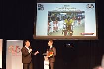 Sportovec Středočeského kraje za rok 2018: biker Tomáš Paprstka (Expres CZ Tufo Team Kolín).