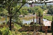 Zahrady i svatoprokopská jeskyně v Sázavě se ojediněle otevřely veřejnosti.