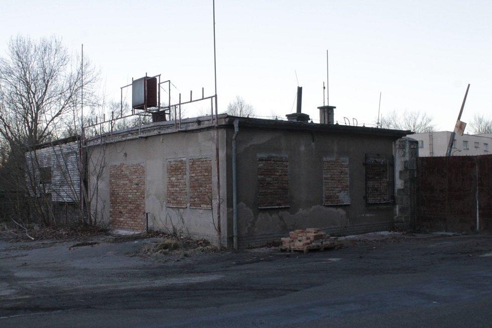 Jawa na Brodcích, únor 2014.