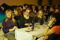 Vlašimské ženy slavily MDŽ se Štěpánem Kojanem.
