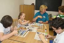 Den dětí prožili nejmenší v DDM Benešov různorodě.