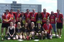 Na krajské soutěži získalo družstvo SDH Dalovy 2. místo, SDH Sedlec 4. místo a HZS Benešov 3. místo ve svých kategoriích.