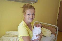 Manželům Heleně a Janovi Horálkovým se 22. srpna v11.02 narodila malá Valentýnka. Při narození vážila 3010 gramů a měřila 47 centimetrů. Doma v Římovicích u Vlašimi na ni čeká bratříček Dominik (4).