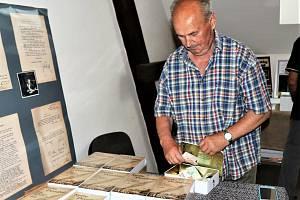 Výstava věnovaná 660. výročí od první oficiální zmínky o obci Pecerady.