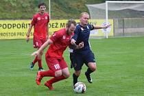 Svůj pohled na předčasné ukončení sezony prozradil Deníku i klub Votic (v červeném).