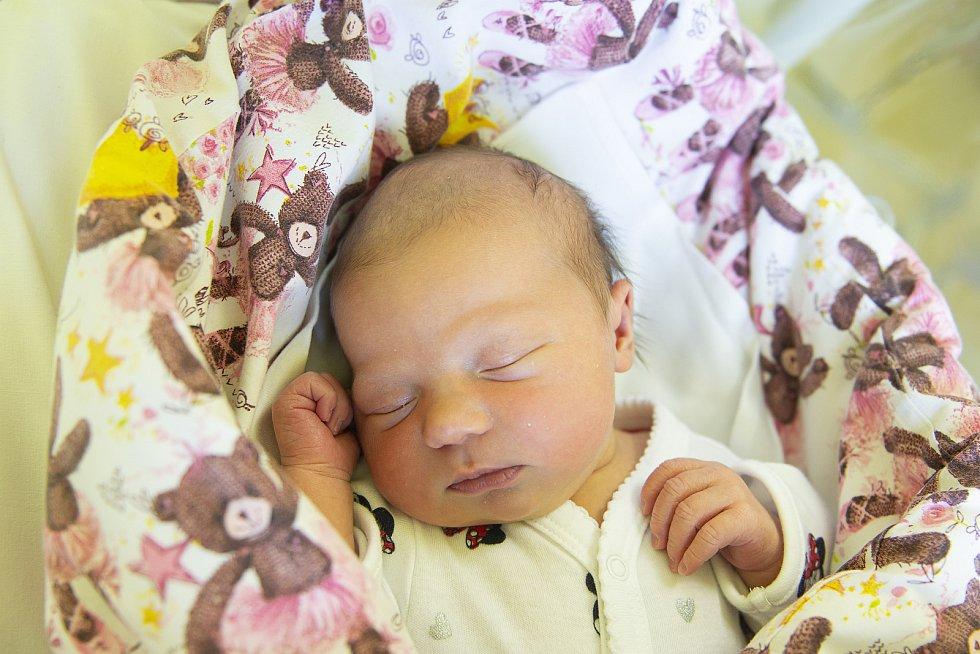 Amálie Andělová se narodila v nymburské porodnici 22. února 2021 v 6.15 hodin s váhou 2930 g a mírou 46 cm. S maminkou Markétou, tatínkem Alešem a sestřičkou Adélou bude holčička vyrůstat v Bobnicích.