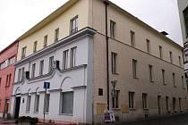 Radnice na Masarykově náměstí v Benešově.