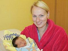 Slavnostním dnem pro Barboru a Lukáše Herboltovy ze Sázavy je 27. říjen. Ve 14.05 se jim narodila prvorozená dcera Julie. Při příchodu na tento svět vážila 2,94 kilogramu a měřila 46 centimetrů.