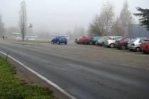 Vlašimská a Černoleská ulice v Benešově. Právě tady by se mělo na podzim příštího roku stavět. Foto: