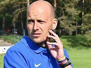 Petr Havlíček, trenér FC Sellier&Bellot Vlašim.
