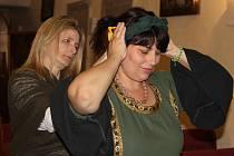 Kostel v Načeradci na jeden večer doslova ožil. Při Noci kostelů mohli návštěvníci zhlédnout koncert i módní přehlídku.
