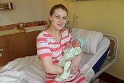 Manželé Veronika a Jan Schreinerovi jsou od 9. ledna šťastní rodiče prvorozeného Honzíka. Ten při narození ve 23.45 vážil 3 310 gramů a měřil 52 centimetrů. Rodina bude společně žít v Benešově.