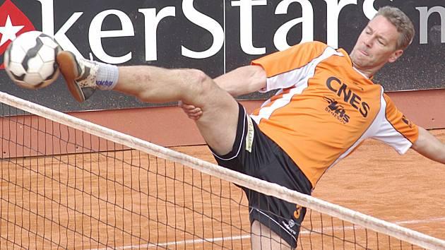 K vysoké výhře Šacungu nad Žatcem přispěl i čerstvý čtyřicátník, slovenský reprezentant Richard Makara.