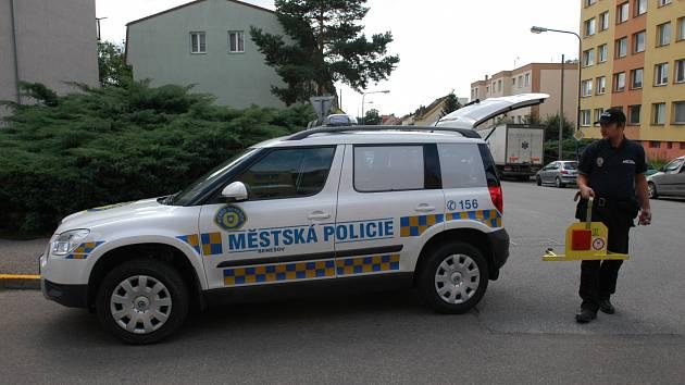 Městští policisté na Benešovsku mají minimálně maturitu.