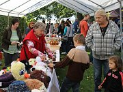 Podzimní jablkobraní se ve Vlašimi konalo v sobotu 30. září poosmé.