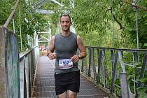 Běžci se sešli při Sázavském půlmaratonu.