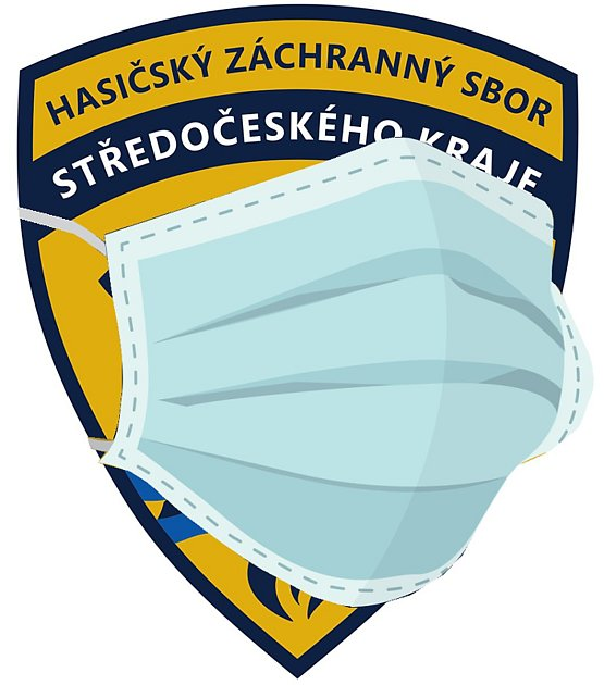 Profilový obrázek na facebookové stránce Hasičského záchranného sboru Středočeského kraje.