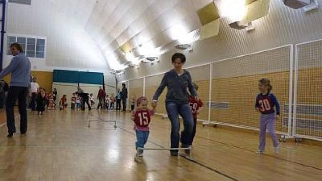 Dětské atletické závody