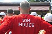 Oslavy SDH Hulice.