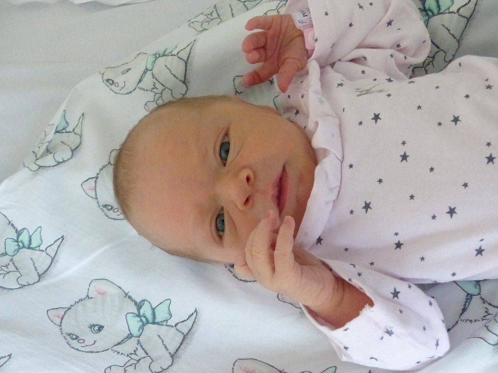 Hana Poláčková se narodila 18. února 2021 v kolínské porodnici, vážila 3100 g a měřila 49 cm. V Kolíně se z ní těší maminka Hana a tatínek Tomáš.