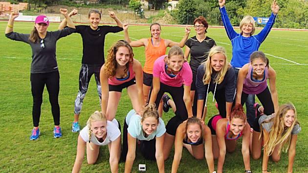 Vlašimské atletky vybojovaly v posledním závodě druholigové sezony v Pacově 132 bodů, které stačily na čtvrté místo a také na udržení soutěže pro příští rok.