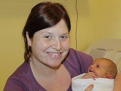 Slavnostním dnem pro Editu a Jaroslava Kozlovy z Divišova je 17. listopad. Ve 20.50 se jim narodil prvorozený syn Lukáš. Při příchodu na tento svět vážil 3,67 kilogramu a měřil 51 centimetrů.
