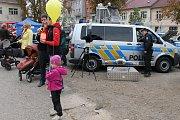 Složky integrovaného záchranného systému zavítaly do Táborských kasáren.
