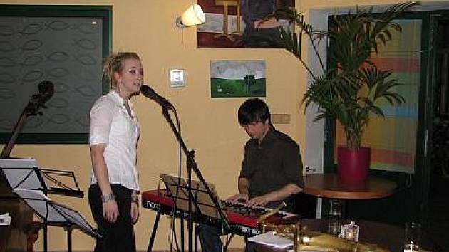Jazzový večer v hospicu Dobrého Pastýře