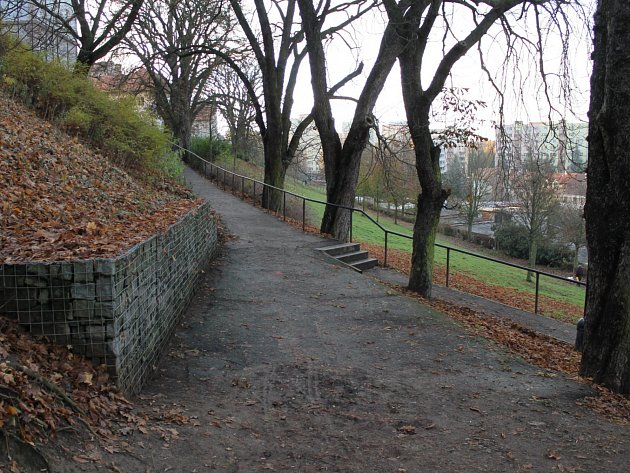 Benešovská Klášterka se stane parkem v centru města zajímavým pro všechny.