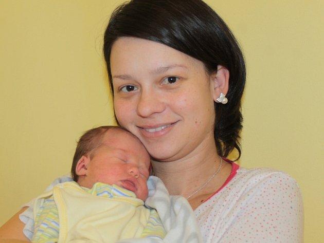 Lilien Vlkannova se stala miminkem března 2015.