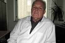 Dětský lékař Josef Zemánek.