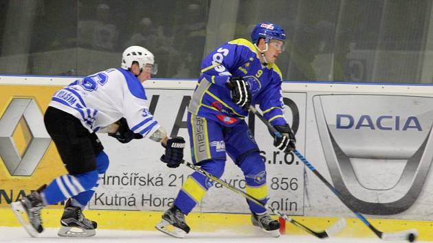 Hokejisté Benešova, ilustrační fotografie