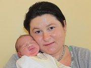 Slavnostním dnem pro Zuzanu a Martina Prokopovy je 7. prosinec. V 6.30 se jim narodil malý Kryštof. Na svět přišel s váhou 3,32 kilogramu a mírou 50 centimetrů. Doma ve Vrchotových Janovicích má brášku Štěpána (6).