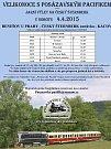 Vyhrajte s Benešovským deníkem volnou rodinnou jízdenku na jarní výlet s Posázavským Pacifikem.