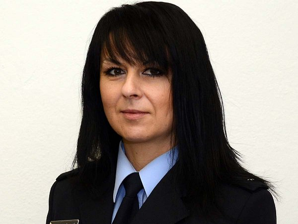 Benešovská policejní mluvčí Eva Stulíková.