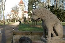 K Benešovu patří rozhodně také Konopiště.