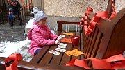Zámek Konopiště uspořádal pro děti Mikulášskou nadílku