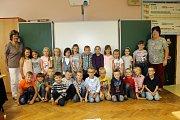 ZŠ Netvořice třídní učitelka Dagmar Nováková  a asistentka pedagoga Marie Ptáčková.