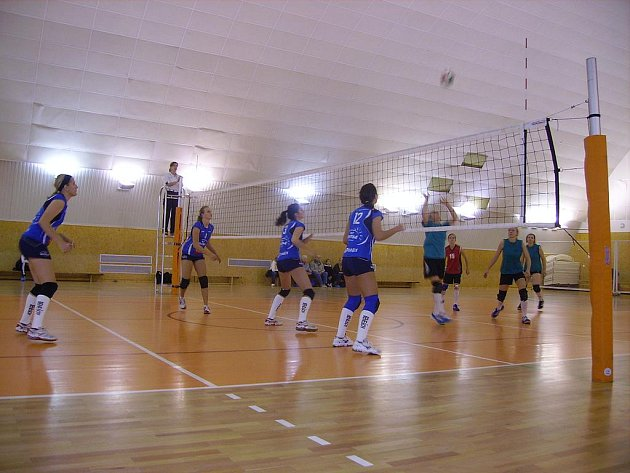 Juniorky Benešova doma jednou Kobylisy porazily, ale podruhé prohrály.