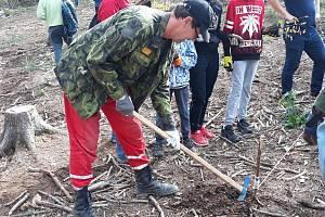 Den za obnovu lesa spojil v České republice 31 tisíc lidí. V zemi jsou díky nim stovky tisíc sazenic.
