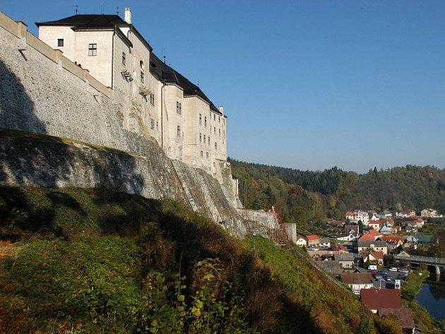 Pamětihodnosti na Benešovsku - hrad Český Šternberk.