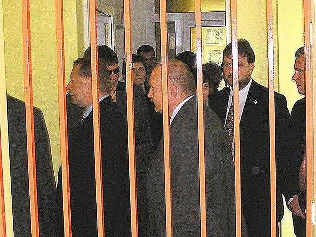 Rehabilitační centrum bylo s velkou pompou otevřené 2. října 2006.