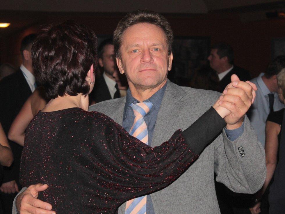 Myslivecký ples v Týnci nad Sázavou má už několik desítek let tradici.