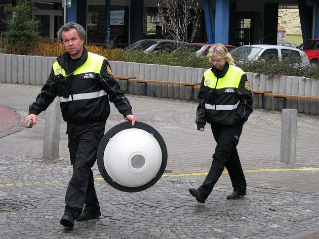 Benešovští strážníci.