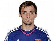 Brankář David Tetour to dotáhl až do Dukly Praha, v nejvyšší fotbalové soutěži ale šanci nedostal.